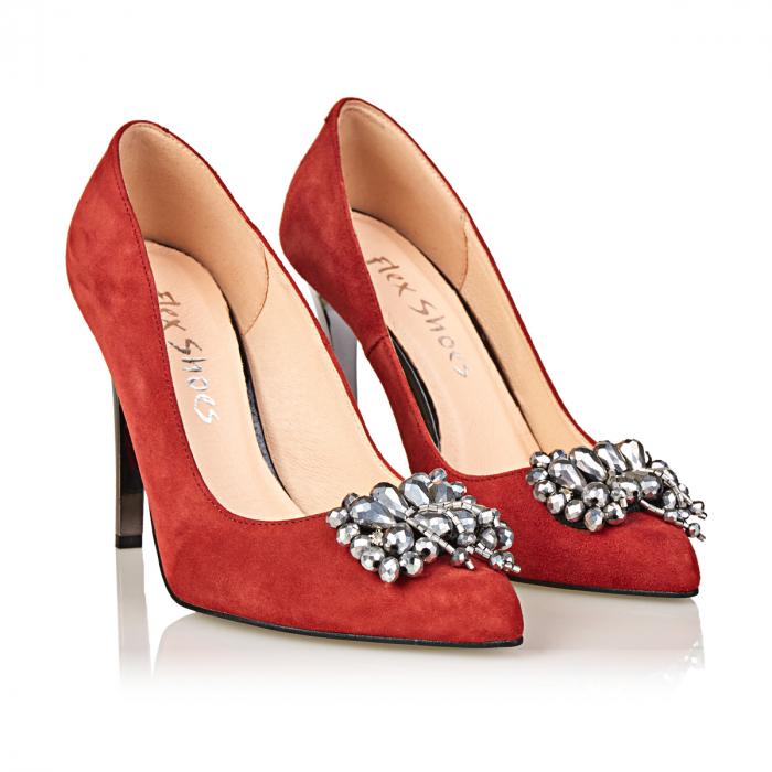 Pantofi dama eleganti cod STG-195 1