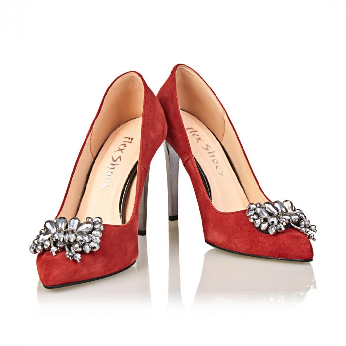 Pantofi dama eleganti cod STG-195 2