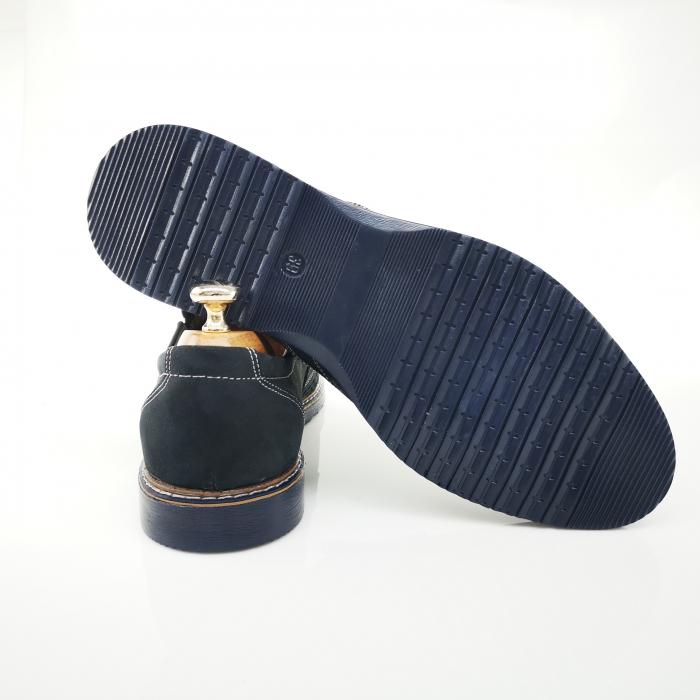 Pantofi de barbati perforati COD-398 1