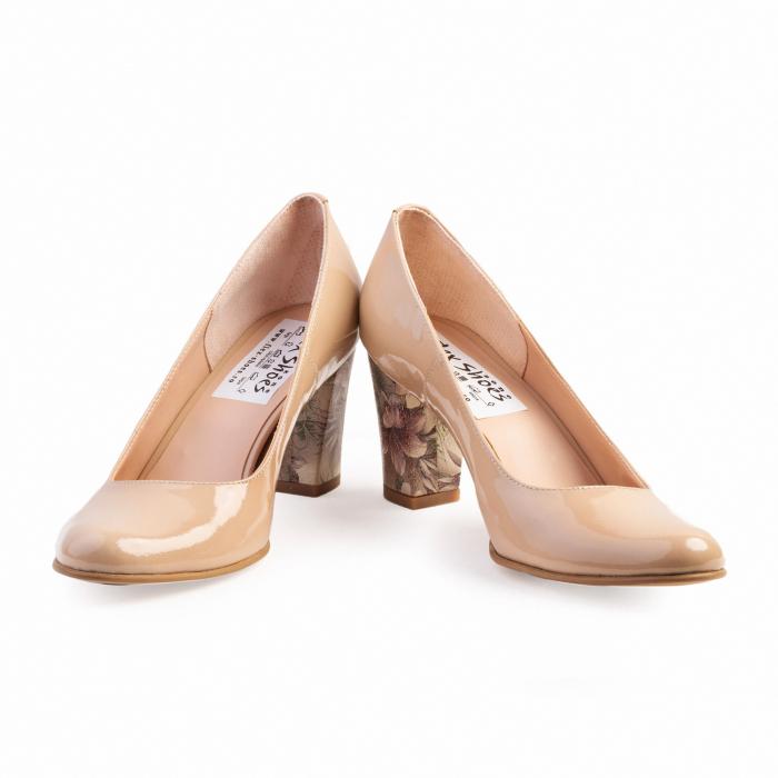 Pantofi dama eleganti cod VL-221 1