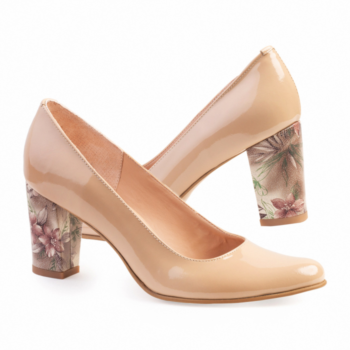 Pantofi dama eleganti cod VL-221 2