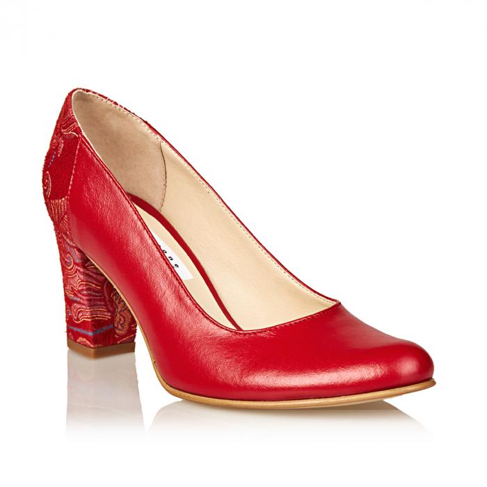 Pantofi dama eleganti COD-198 0