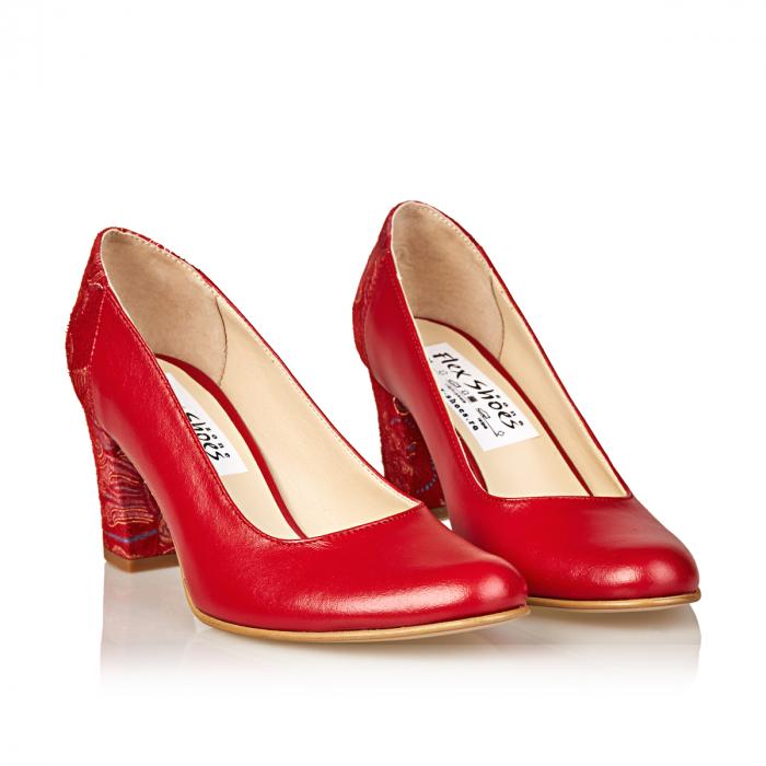 Pantofi dama eleganti COD-198 1