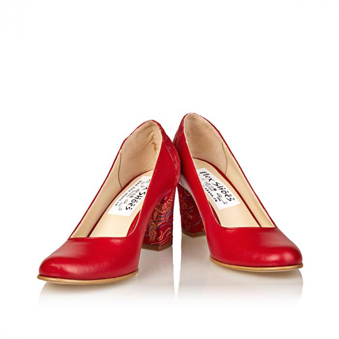 Pantofi dama eleganti COD-198 2