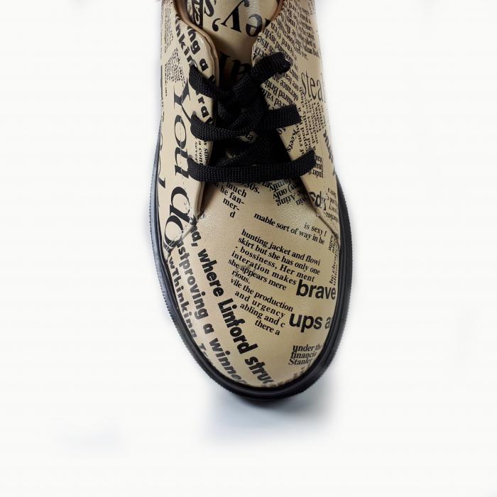 Pantofi dama casual COD-722 3