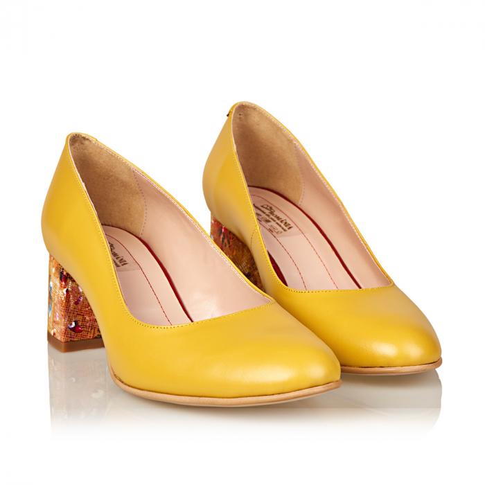 Pantofi dama eleganti cod VD-200 0