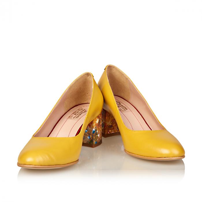 Pantofi dama eleganti cod VD-200 3