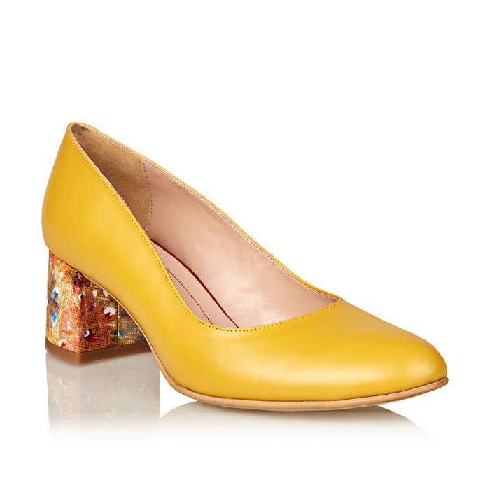 Pantofi dama eleganti cod VD-200 4