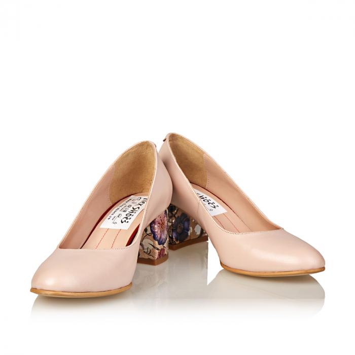 Pantofi dama eleganti cod VD-202 2