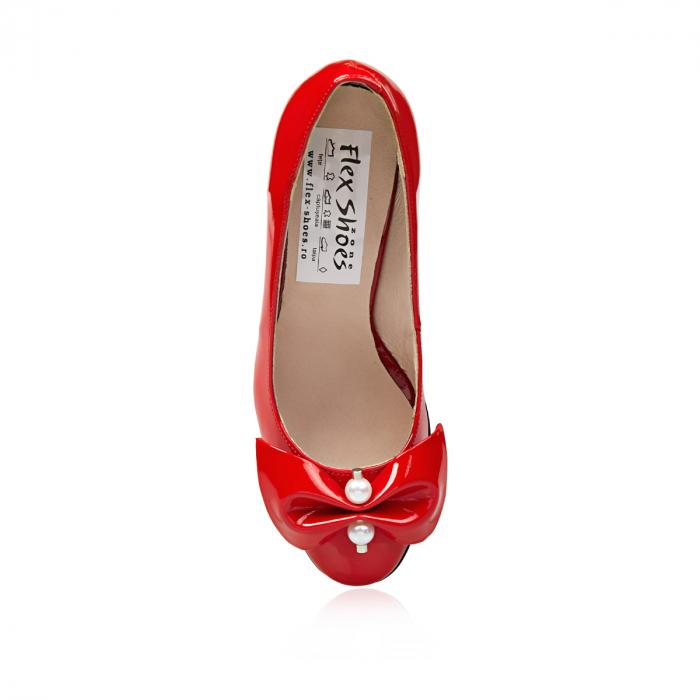 Pantofi dama eleganti cod MI-209 4
