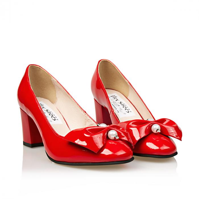 Pantofi dama eleganti cod MI-209 1