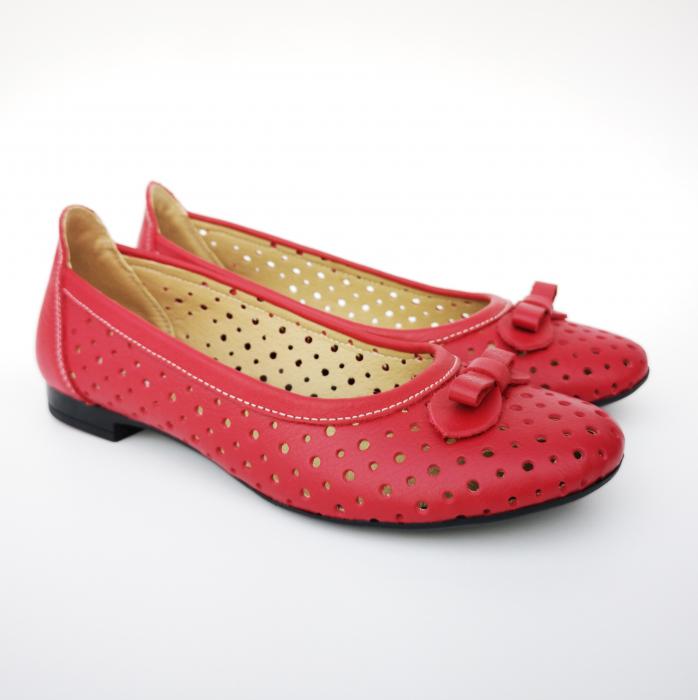 Pantofi dama balerini cod ZENA-252 5