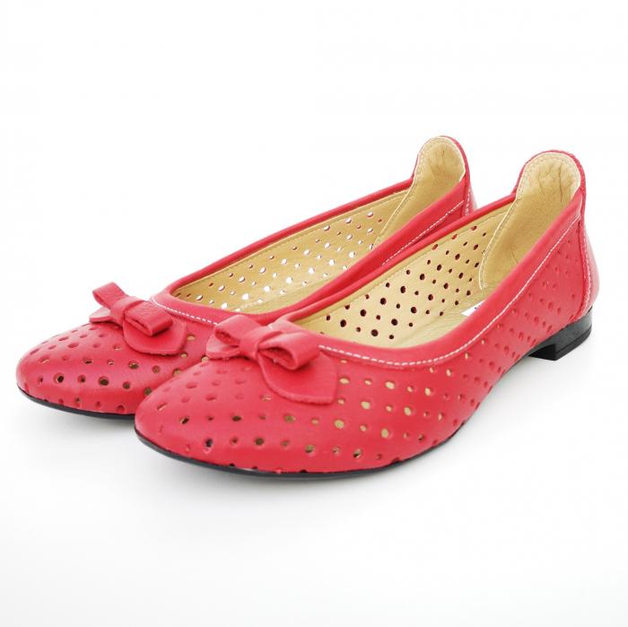Pantofi dama balerini cod ZENA-252 9