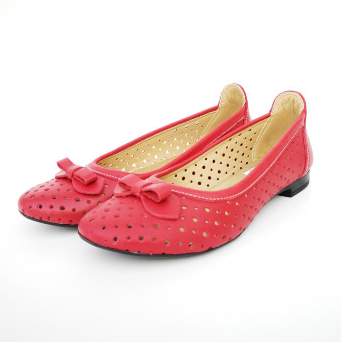 Pantofi dama balerini cod ZENA-252 8