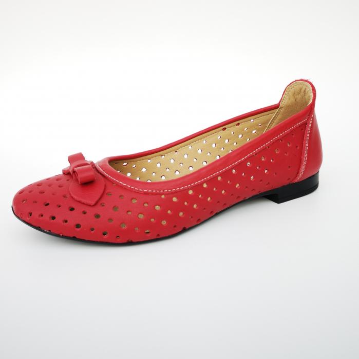 Pantofi dama balerini cod ZENA-252 4