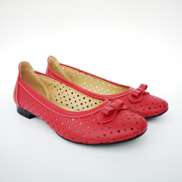 Pantofi dama balerini cod ZENA-252 11