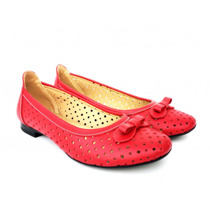 Pantofi dama balerini cod ZENA-252 6