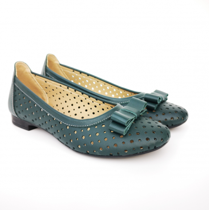 Pantofi dama balerini COD-253 0