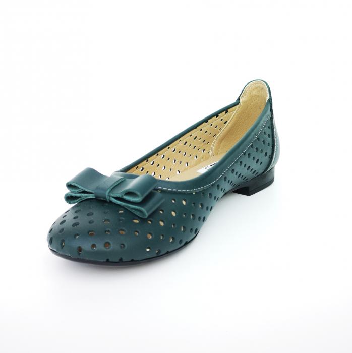Pantofi dama balerini COD-253 7