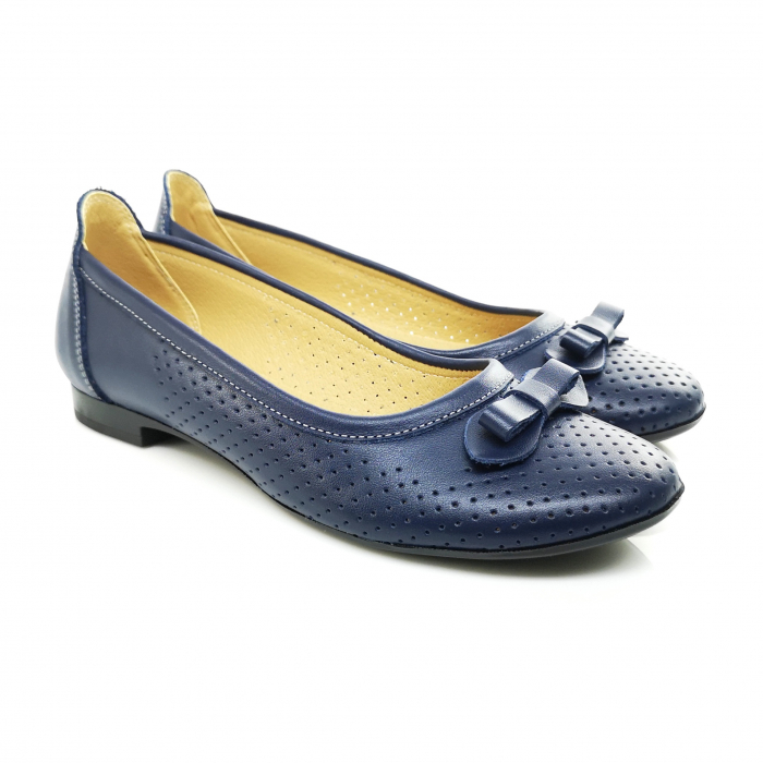 Pantofi dama balerini COD-245 4