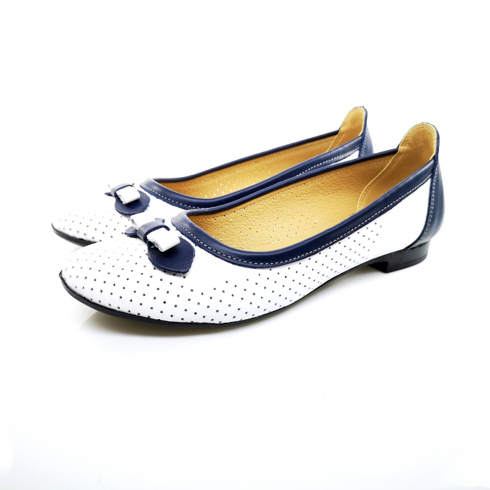 Pantofi dama balerini cod ZENA DP-244 2