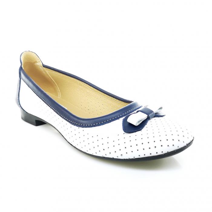 Pantofi dama balerini cod ZENA DP-244 0