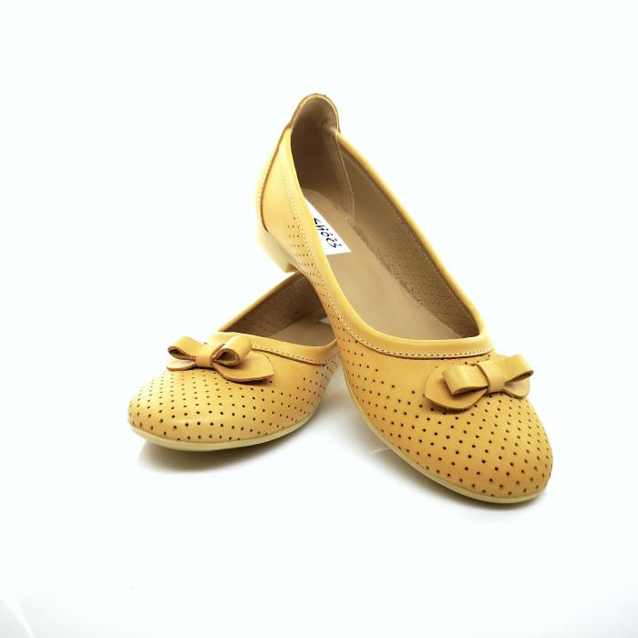 Pantofi dama balerini COD-243 3