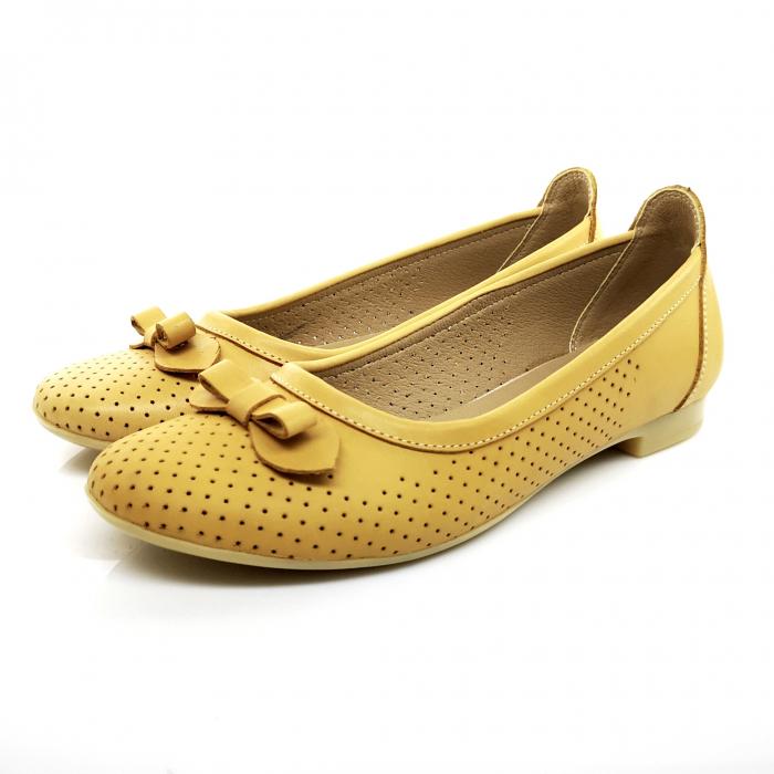 Pantofi dama balerini COD-243 2
