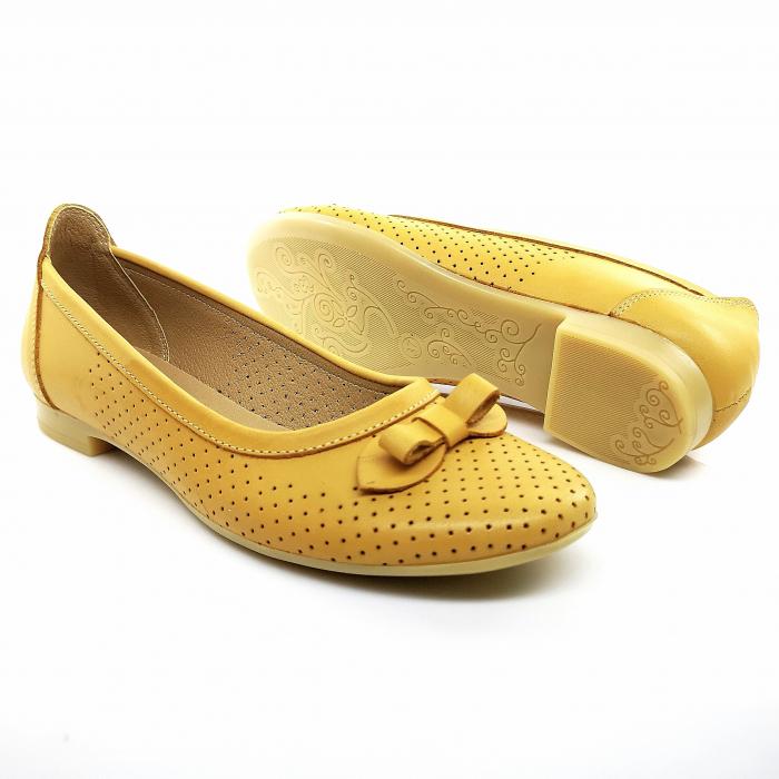 Pantofi dama balerini COD-243 1