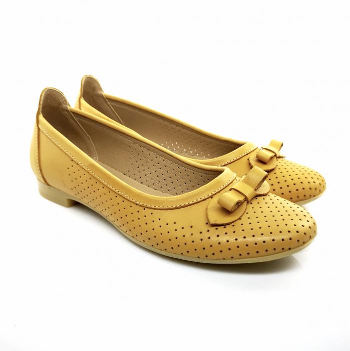 Pantofi dama balerini COD-243 0