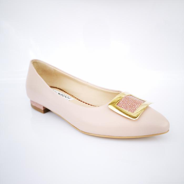 Pantofi dama balerini cod BT-246 0
