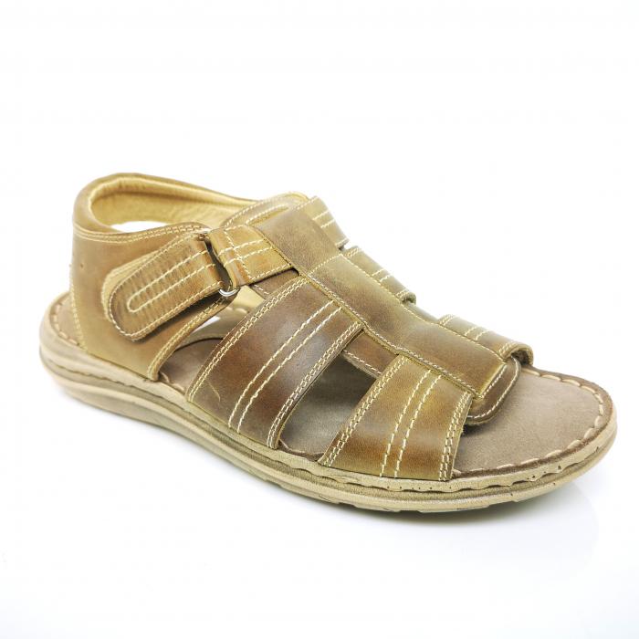 Sandale de barbati COD-417 4