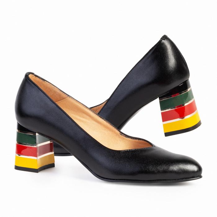 Pantofi dama eleganti cod MAT-223 2