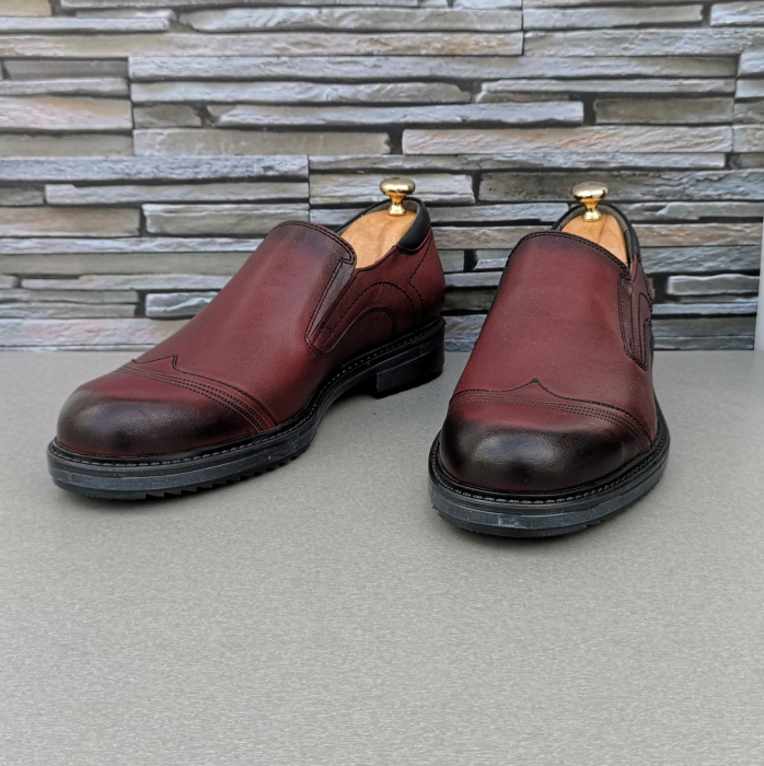 Pantofi de barbati casual confort COD-338 4