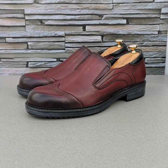 Pantofi de barbati casual confort COD-338 5