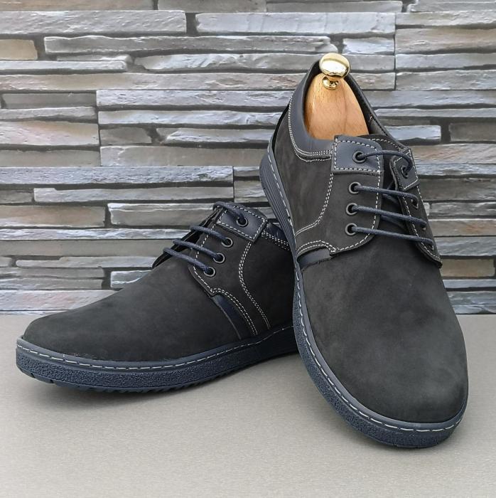 Pantofi de barbati casual confort cod IS-337 3