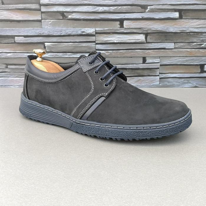 Pantofi de barbati casual confort cod IS-337 4