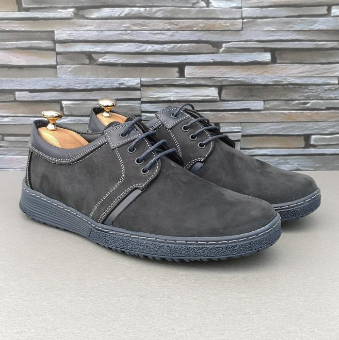 Pantofi de barbati casual confort cod IS-337 0