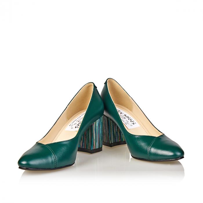 Pantofi dama eleganti cod VD-191 2