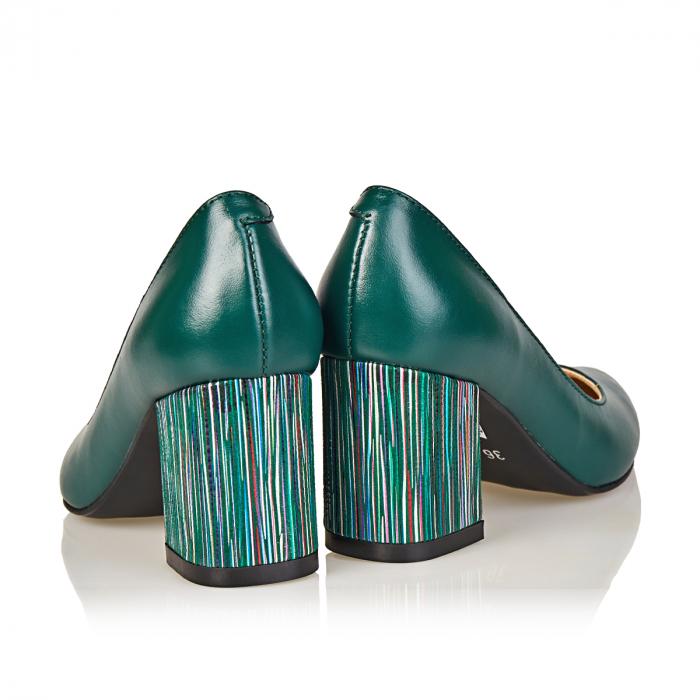 Pantofi dama eleganti cod VD-191 3
