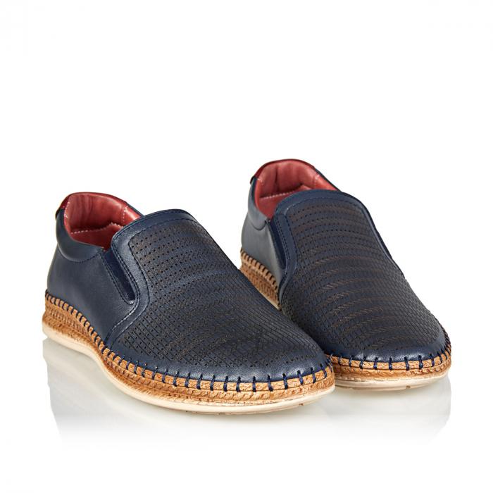 Pantofi de barbati casual confort cod TR-397 1