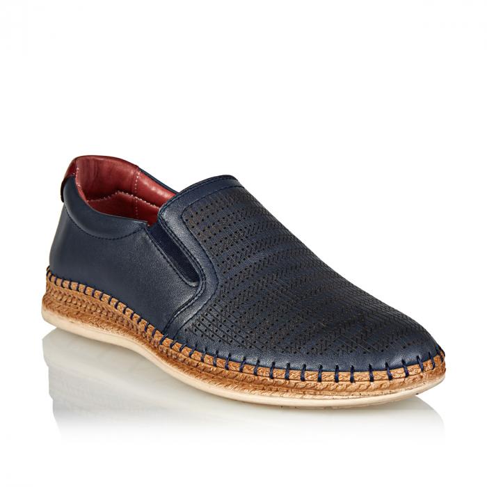 Pantofi de barbati casual confort cod TR-397 2