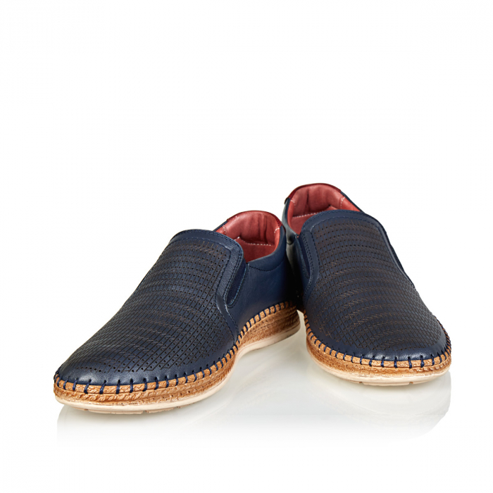 Pantofi de barbati casual confort cod TR-397 4