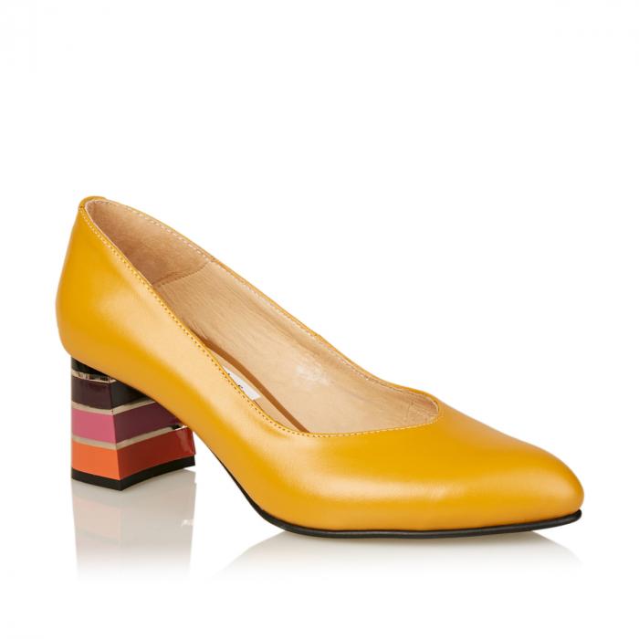 Pantofi dama eleganti COD-234 - Flex-Shoes 0