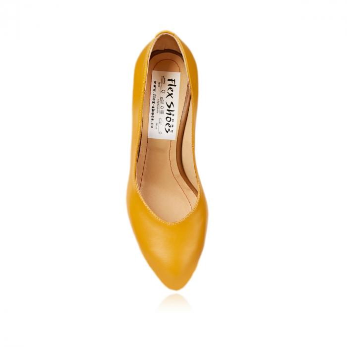 Pantofi dama eleganti COD-234 - Flex-Shoes 4