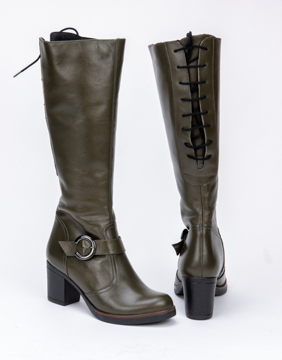 Ghete dama cizme lungi COD-268 [1]