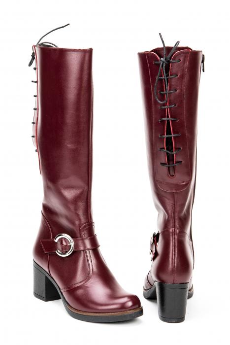 Ghete dama cizme lungi COD-267 [1]