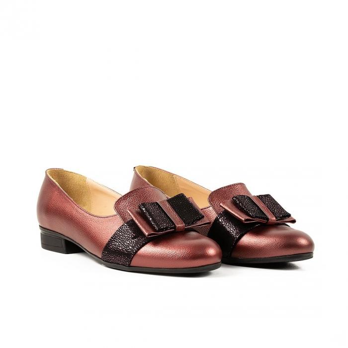 Pantofi dama balerini COD-248 0