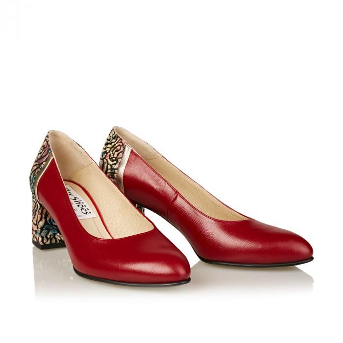 Pantofi dama eleganti COD-236 - Flex-Shoes 1