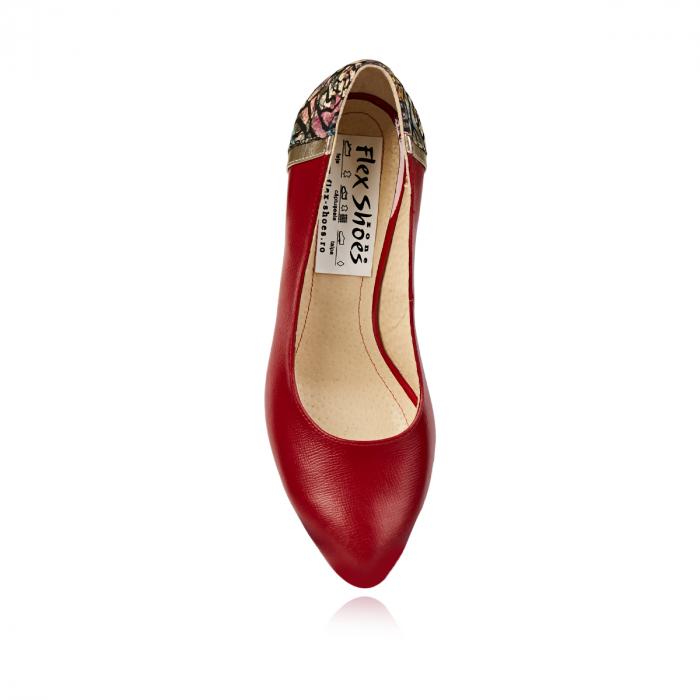 Pantofi dama eleganti COD-236 - Flex-Shoes 4